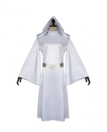 Star Wars Princess Leia Cosplay Costume