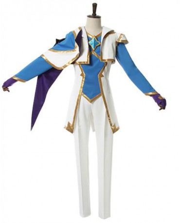 Game LOL Star Guardian Ezreal Cosplay Costume