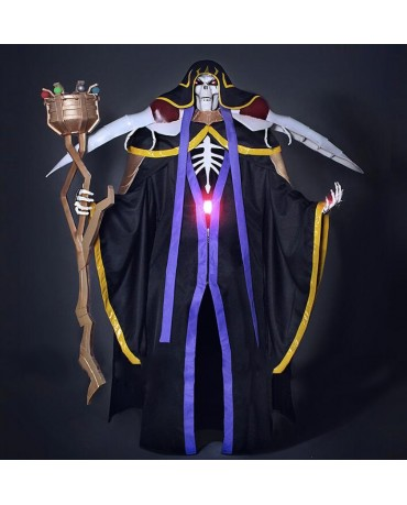 Overlord Ainz Ooal Gown cosplay costume