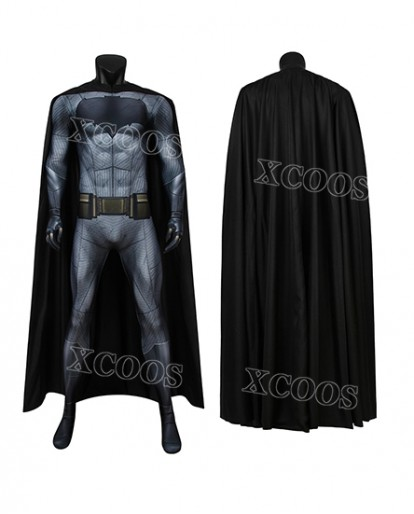 Batman v Superman: Dawn of Justice Batman Bruce Wayne Cosplay Costume