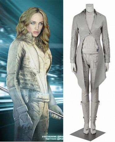 White Lance Sara Lance Legends Of Tomorrow Costume