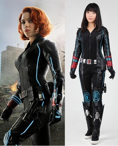 Black Widow The Avengers season 2