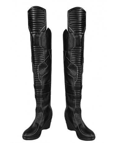 Cyberpunk 2077 V Female Cosplay Shoes Boots