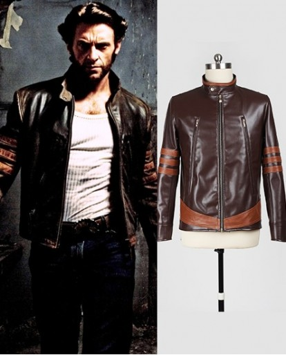 X-Men Wolverine Overcoat Cosplay Costume