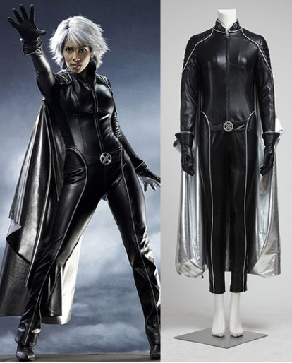 X-Men: The Last Stand Ororo Munroe Storm Halloween Cosplay Costume