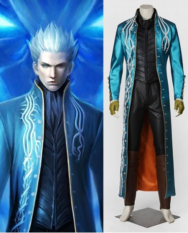 Devil May Cry Vergil Costume