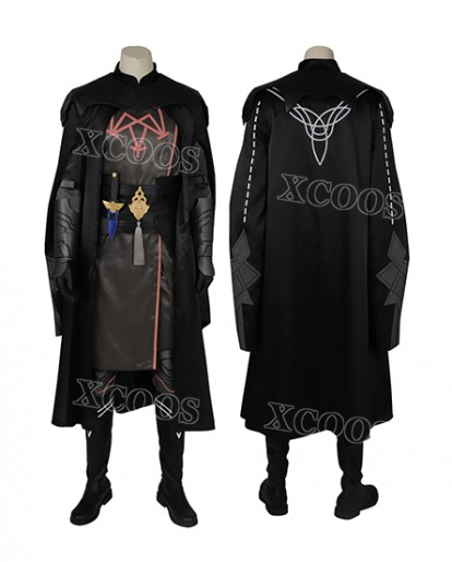 Fire Emblem: ThreeHouses Byleth Man Cosplay Costume