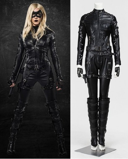 Black Canary Luarel Lance Green Arrow Cosplay Costume