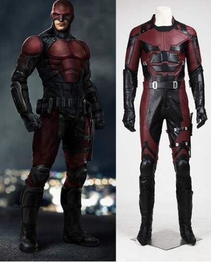 Matt Murdock Daredevil Cosplay Costume