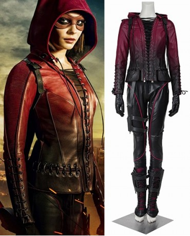 Speedy Thea Green Arrow Costume