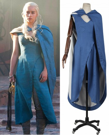 Mather Of Dragons Daenerys Targaryen Game Of Thrones A Song Of Ice And Fire Costume