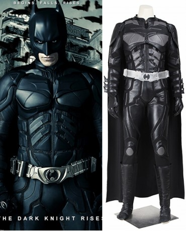 The Dark Knight Batman The Dark Knight Rises Costume