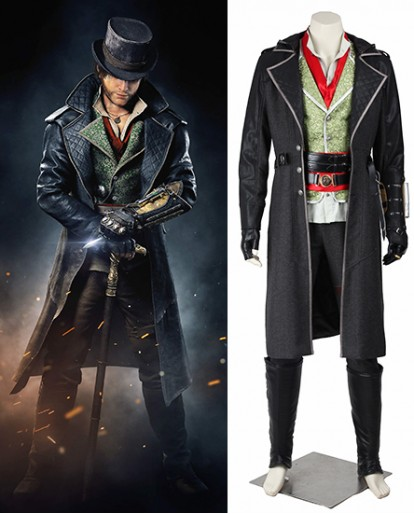 Syndicate Yacob Frye Assassin's Creed Costume