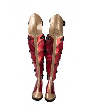 Wonder Woman 1984 Cosplay Shoes Boots