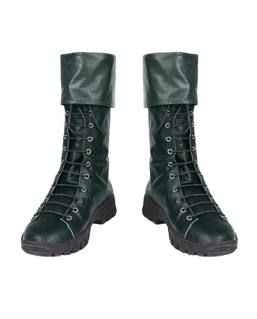 Arrow Season 8 Oliver Queen Cosplay Boots Shoes
