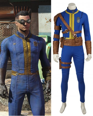 Fallout 4 PC Game Fallout4 anime Costume