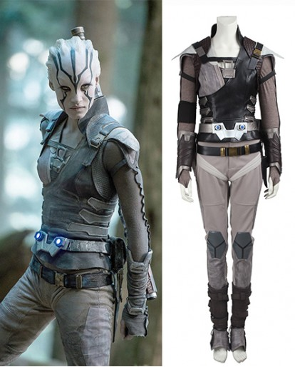 Jaylah Star Trek Beyond Cosplay Costume