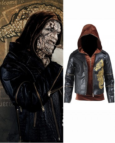 Waylon Jones Killer Croc Task Force X Costume