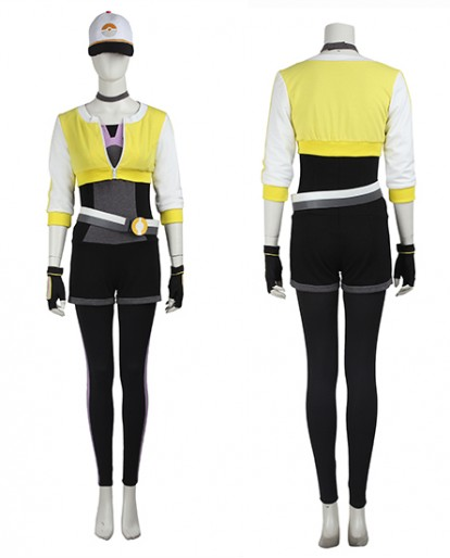 Pokémon GO Yellow Women's Cosplay Costume