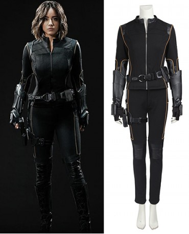Agents of S.H.I.E.L.D. Skye Quake Costume