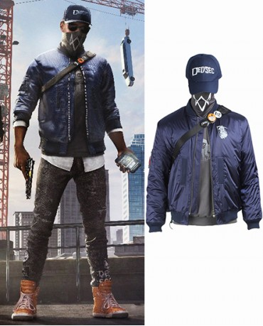 Watch Dogs2 Costume