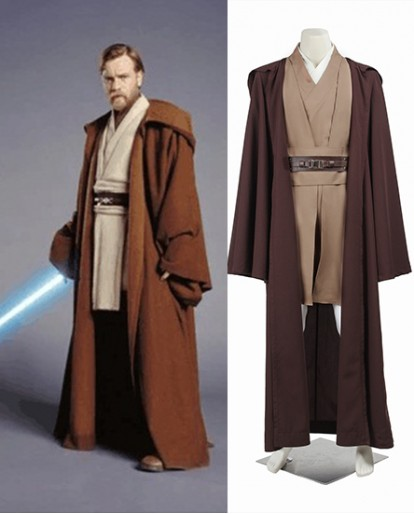 Windu Star Wars Cosplay Costume