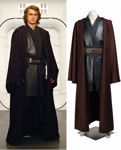 Anakin Skywalker Star Wars Cosplay Costume