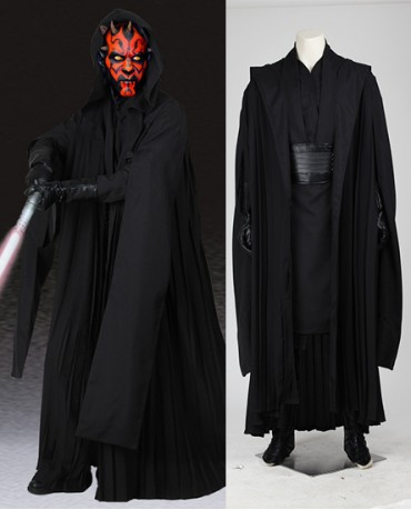 Jedi Knight Darth Maul Star Wars Episode Costume