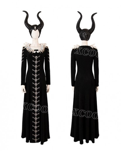 Maleficent: Mistress of Evil Cosplay Costume