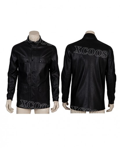 Movie Terminator: Dark Fate Terminator Cosplay Costume Jacket