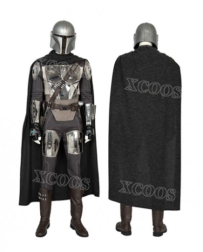 Crisis on Infinite Earths The Mandalorian Cosplay Costume