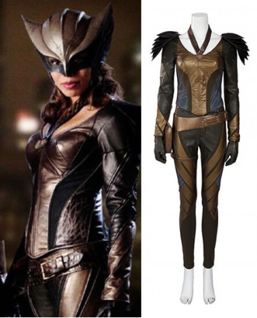 The Legends of Tomorrow Hawkgirl Kendra Munoz-Saunders Cosplay Costume