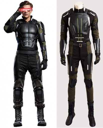X-Men Cyclops Cosplay Costume