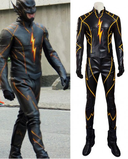 The Flash Season 3 Rival Flash Cosplay Costume