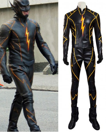 The Flash Season 3 Flashopoint Cosplay Costume
