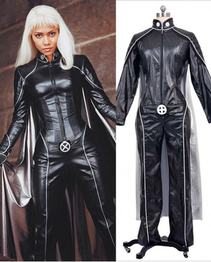X-Men Storm Ororo Munroe Cosplay Costume