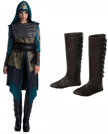 Sofia Sartor Assassin's Creed Shoes Cosplay Boots
