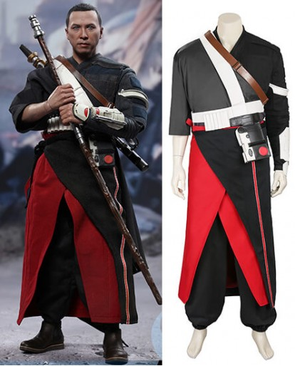 Chirrut Imwe Rogue One A Star Wars Story Cosplay Costume