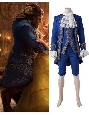 Beast 2017 Beauty and the Beast Cosplay Costume
