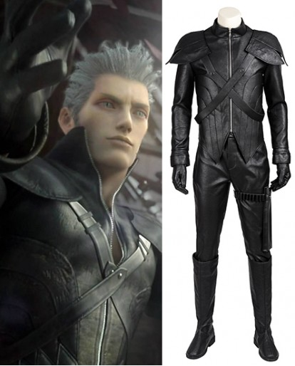 Final Fantasy VII Advent Children Loz Cosplay Costume