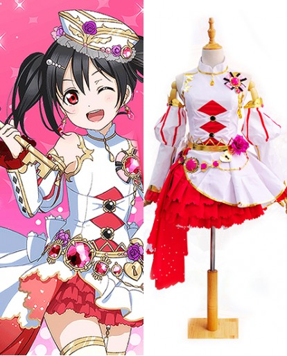 New Yazawa Niko Love Live Birthstone Idolized Cosplay Costume