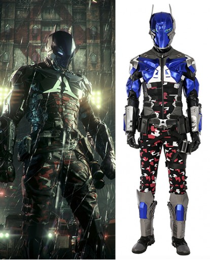 New Batman Arkham Knight Cosplay Costume