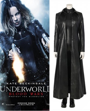 Selene Underworld Blood Wars Vampire Death Dealer Cosplay Costume