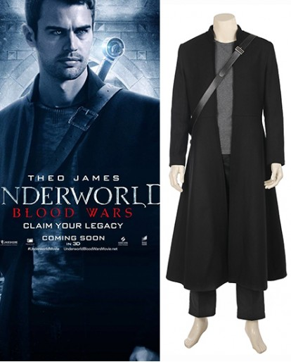 New David Underworld Blood Wars Cosplay Costume