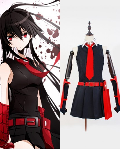 New Akane Akane ga Kill Cosplay Costume