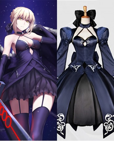 New Fate Grand Order Saber Lily Cosplay Costume