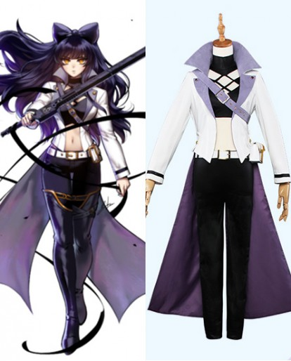 New RWBY Blake Belladonna Cosplay Costume