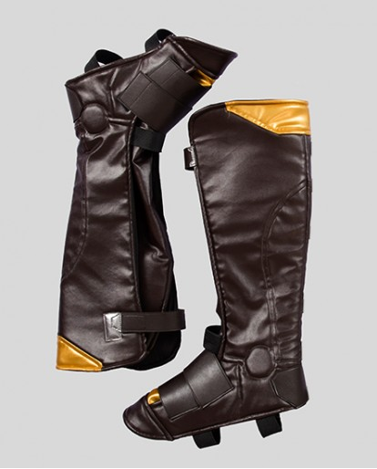 Soldier 76 Overwatch Game Cosplay Boots