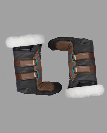 Overwatch Mei Cosplay Boots