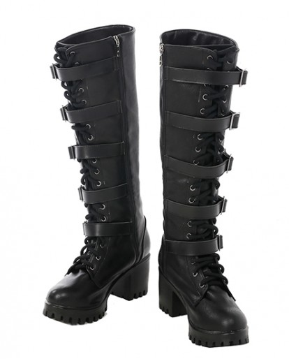Selene Underworld Blood Wars Vampire Death Dealer Cosplay Boots
